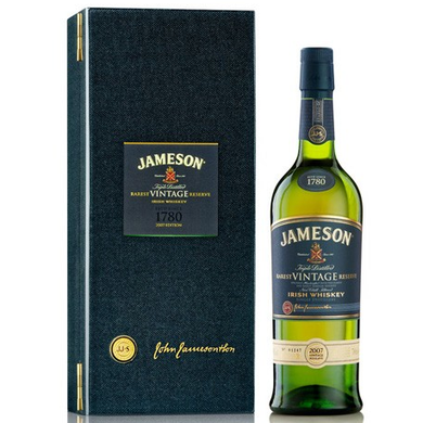 Jameson 1780 Rarest Vintage 750ml_Buy Online_Mothercity Liquor