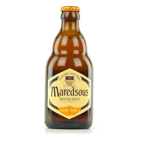 Maredsous Blond 330ml - MotherCity Liquor Store