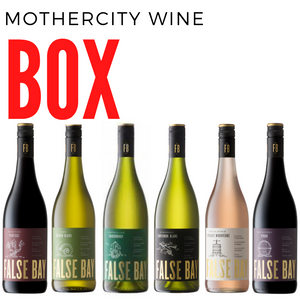 Mothercity x False Bay Wine box - MotherCity Liquor Store