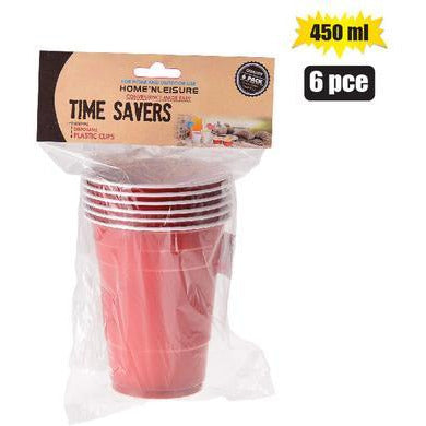 Red Plastic Cups_Beer Pong_Mothercity Liquor_Buy Online_Delivery