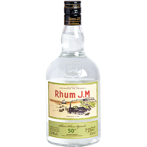 Rhum JM Blanco 750ml