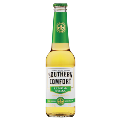 Southern Comfort Lime and Soda 275ml Buy Online Mothercity Liquor National Delivery