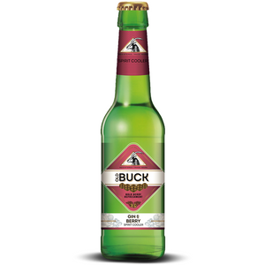 Old Buck Gin & Berry 275ml - MotherCity Liquor Store