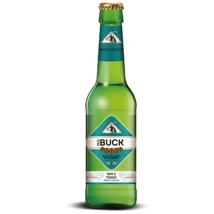 Old Buck Gin & Tonic 275ml - MotherCity Liquor Store