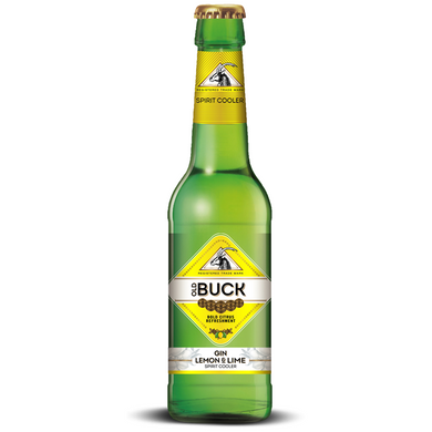 Old Buck Lemon & Lime  275ml - MotherCity Liquor Store