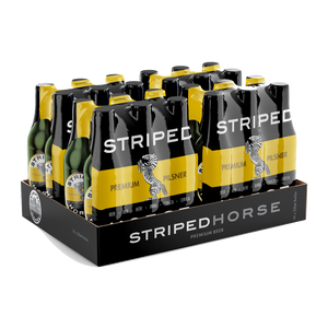 Striped Horse Pilsner 330ml - MotherCity Liquor Store