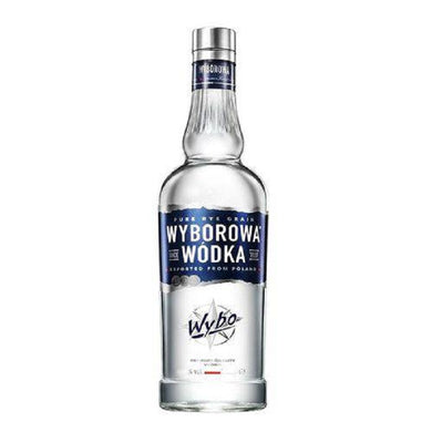 Wyborowa Vodka - MotherCity Liquor Store