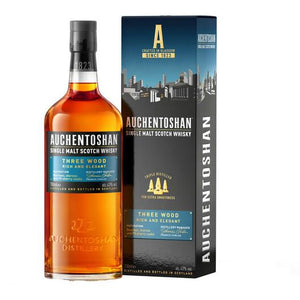 Auchentoshan Three Wood - MotherCity Liquor Store