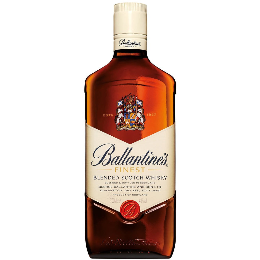 Ballantines 750ml - MotherCity Liquor Store