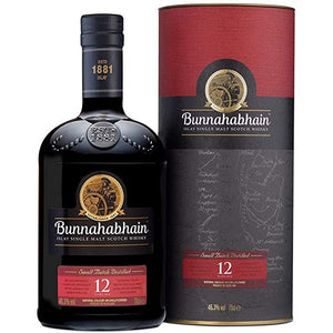 Bunnahabhain Islay Single Malt 12YO - MotherCity Liquor Store