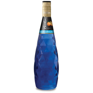 Butlers Blue Curacuoa 750ml - MotherCity Liquor Store
