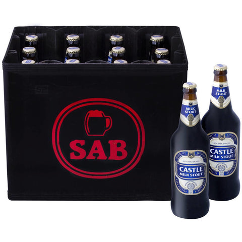 Castle Milk Stout 750ml (12 x 750ml) - MotherCity Liquor Store