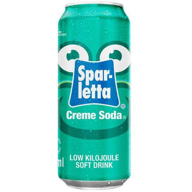 Creme Soda 300ml Can - 6 Pack - MotherCity Liquor Store