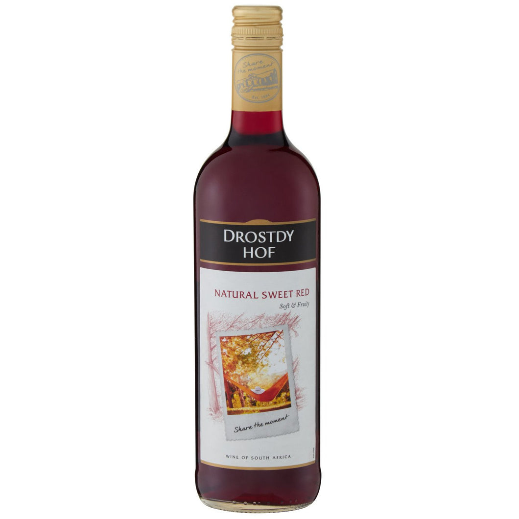 Drostdy Hof Sweet Red 750ml - MotherCity Liquor Store