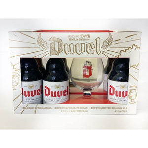 Duvel wings gift set buy online Mothercity Liquor Nationwide Delivery