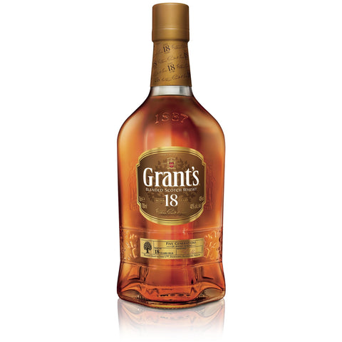 Grants 18YO 750ml - MotherCity Liquor Store