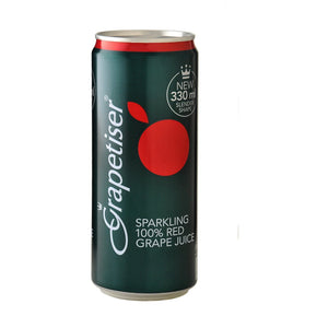 Grapetiser 330ml Can - 6 Pack - MotherCity Liquor Store