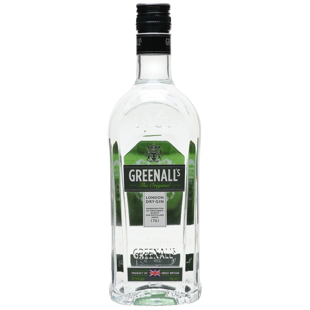 Greenalls Original London Dry Gin 750ml - MotherCity Liquor Store