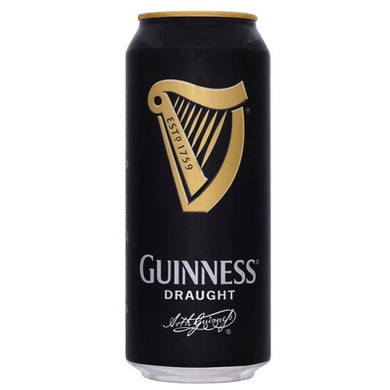 Guiness 440ml Can - MotherCity Liquor Store