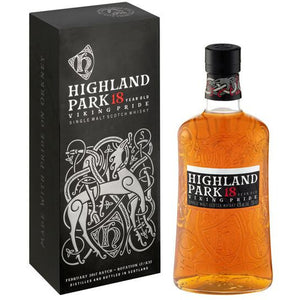 Highlands Park 18YO - MotherCity Liquor Store