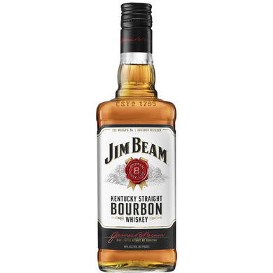 Jim Beam Bourbon Whisky 750ml - MotherCity Liquor Store