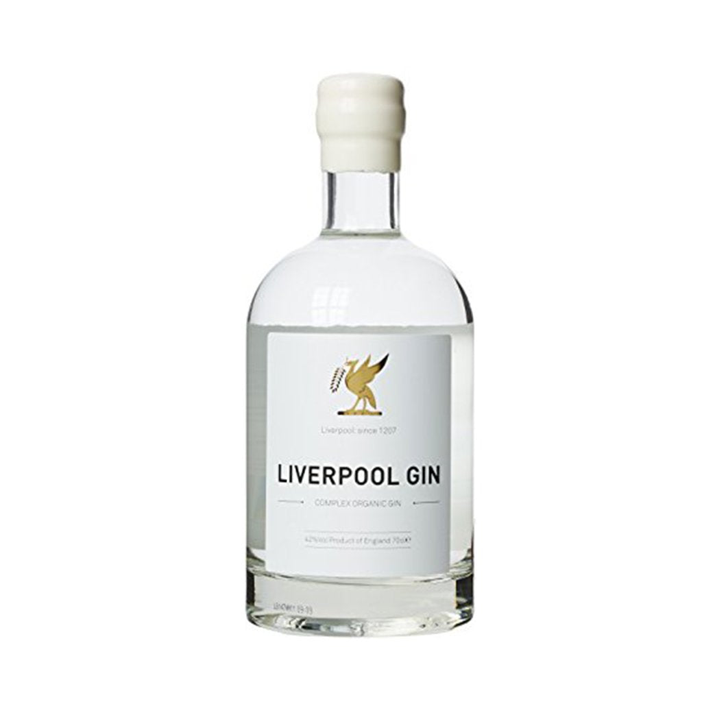 Liverpool Gin - MotherCity Liquor Store