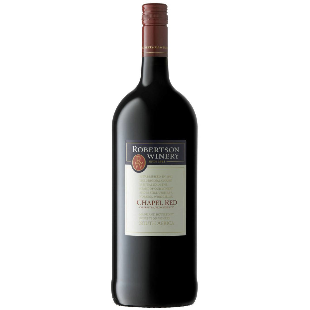 Robertson Chapel Dry Red 1.5L - MotherCity Liquor Store