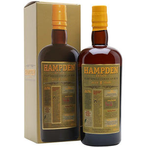 Hampden Estate 8Y/O Pure Single Jamaican Rum