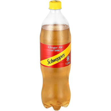 Schweppes Ginger Ale 1L - MotherCity Liquor Store