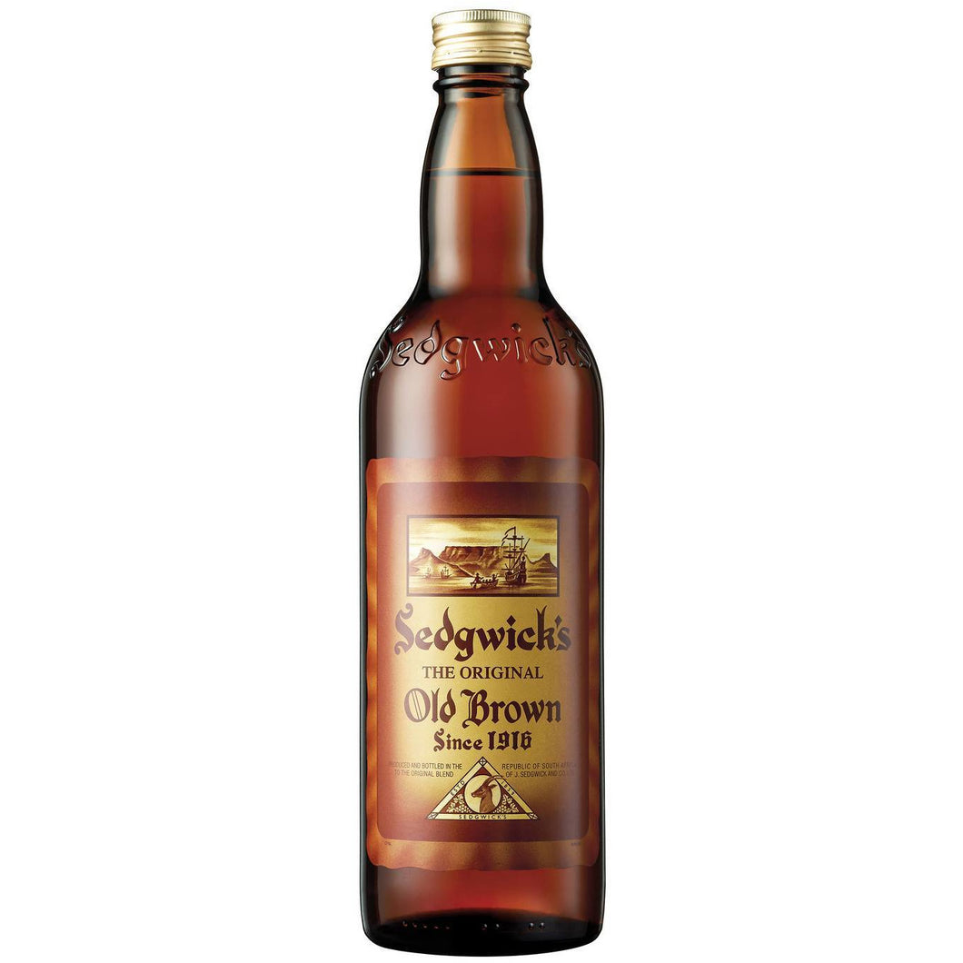 Sedgwicks Old Brown 750ml - MotherCity Liquor Store