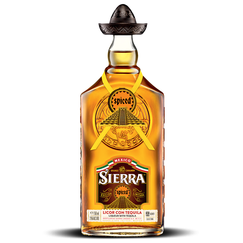 Sierra Tequila Spiced - MotherCity Liquor Store