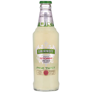 Smirnoff Pine Twist (12 x 660ml) - MotherCity Liquor Store
