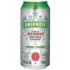 Smirnoff Pine Twist 440ml Can buy online Mothercity Liquor National delivery