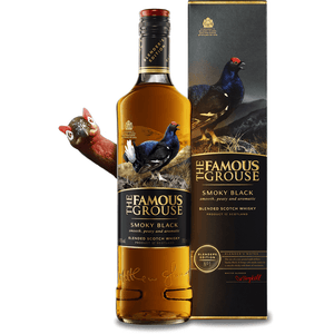 The Famous Grouse Smoky Black - MotherCity Liquor Store