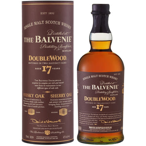 The Balvenie 17Yr Old Doublewood - MotherCity Liquor Store