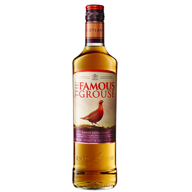The Famous Grouse 750ml - MotherCity Liquor Store