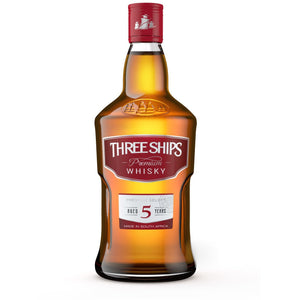 Three Ships 5YO Whisky 750ml - MotherCity Liquor Store