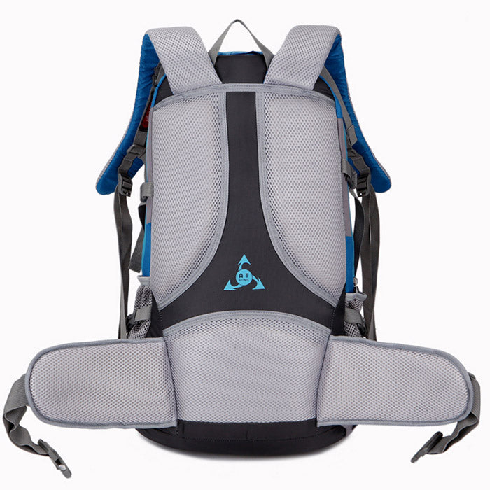 45L Multi Zips Mountaineering Backpack