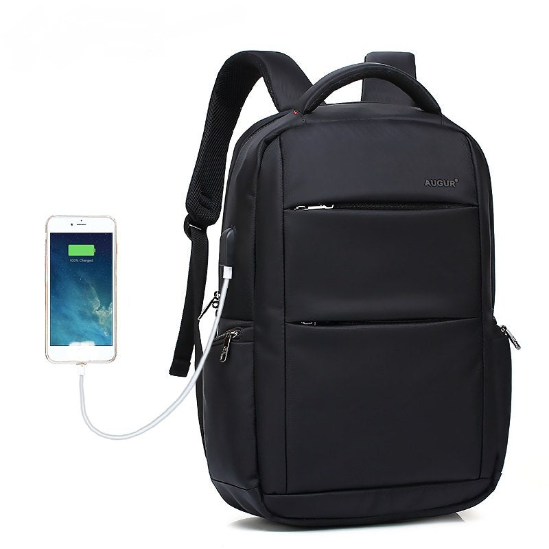 Men's Backpacks USB Charging Laptop Large Capacity