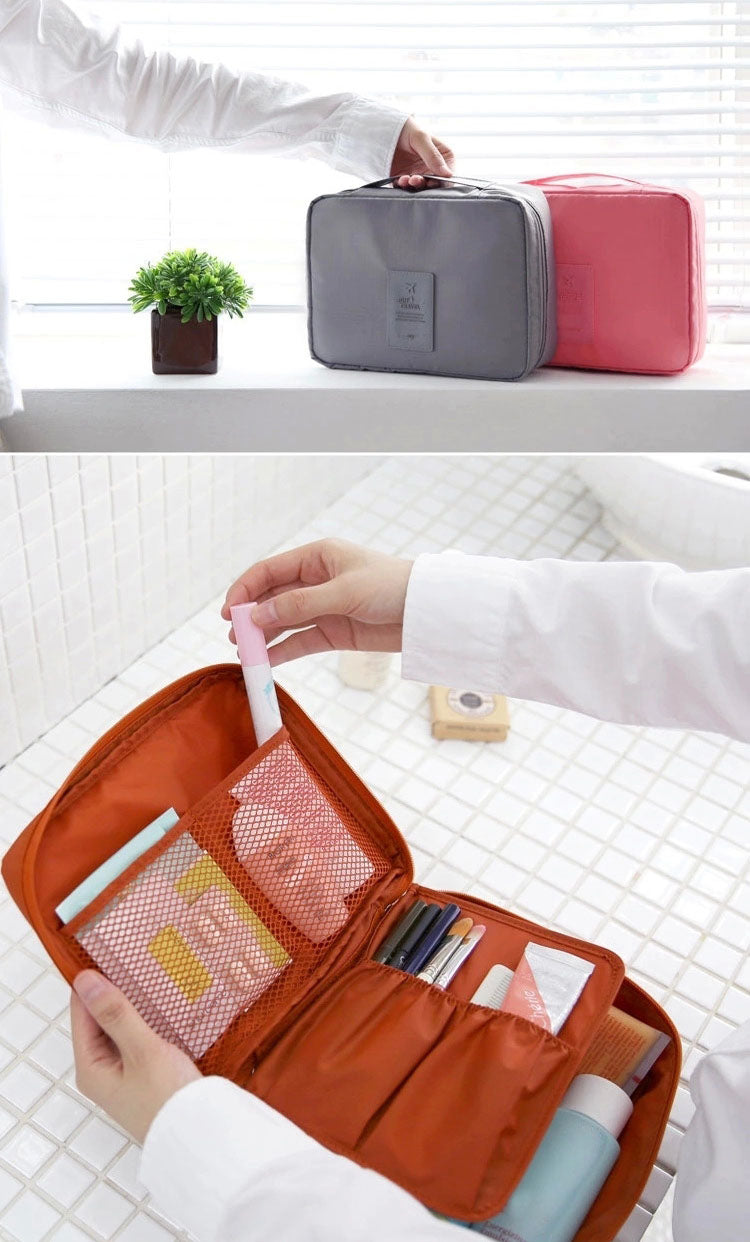 Travelling Wash Bag Large Capacity Cosmetics Storage Bag