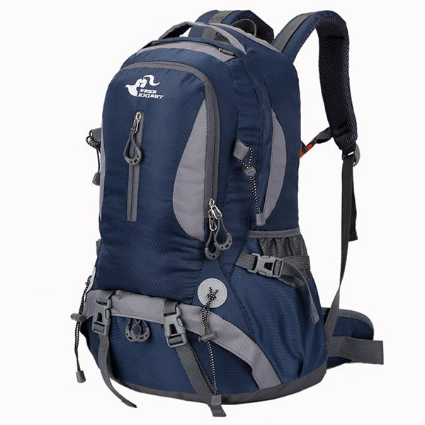 40L Nylon Waterproof Mountaineering Backpack