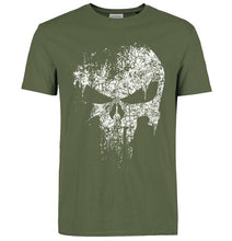 T-shirt Punisher Homme