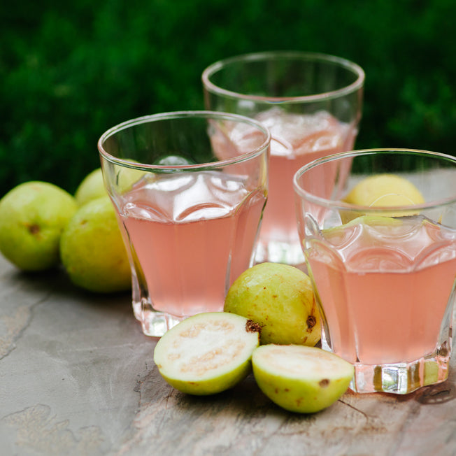 Peppery Guava Juice