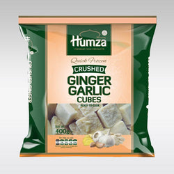 Humza IQF Garlic and Ginger Mixed 400g