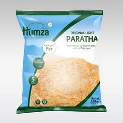 Humza Original Light Paratha(30% Reduced Fat) 325g