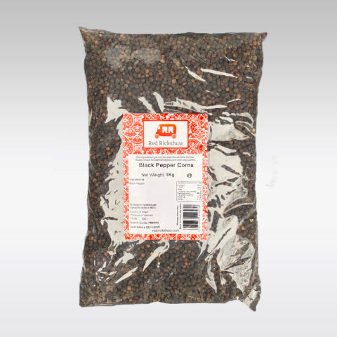 Red Rickshaw Black Pepper (Whole)