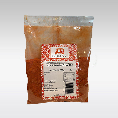 Red Rickshaw Hot Chilli Powder
