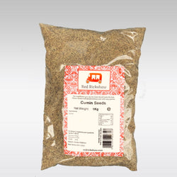 Red Rickshaw Jeera (Cumin) Seeds - 5 Kg