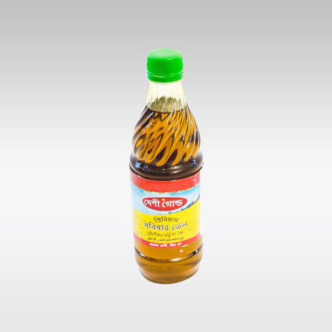 Desi Gold Premium Mustard Oil 475ml