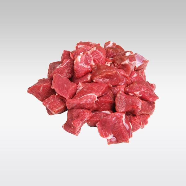 Diced Lamb Fresh 300g